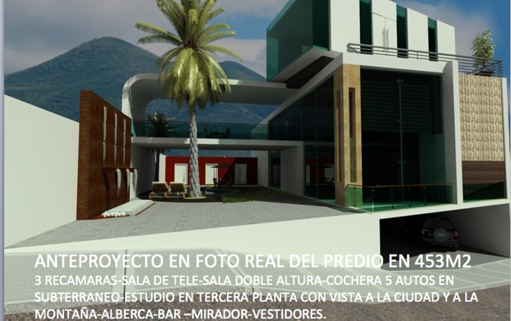 Foto de terreno habitacional en venta en  , residencial san felipe, oaxaca de juárez, oaxaca, 1260271 No. 03