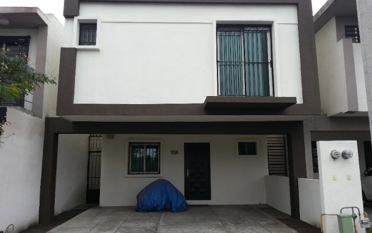 Foto de casa en venta en  , residencial san francisco, apodaca, nuevo le?n, 1042613 No. 01