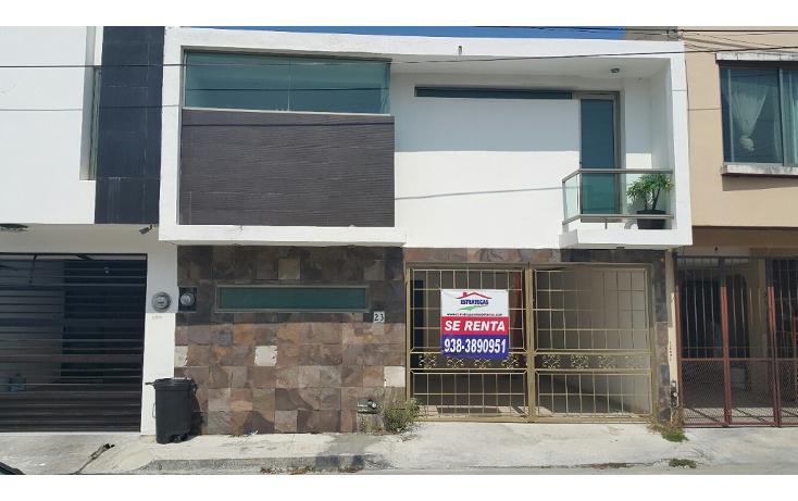 Foto de casa en renta en  , residencial san miguel, carmen, campeche, 1287319 No. 01