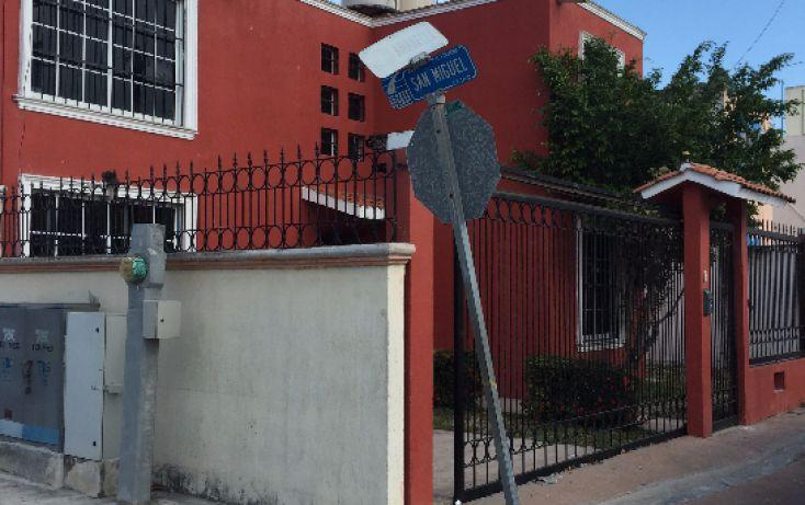 Foto de casa en condominio en renta en, residencial san miguel, carmen, campeche, 2013682 no 01