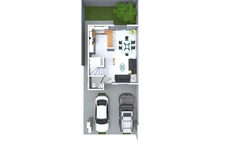 Foto de casa en venta en  , residencial senderos 2da etapa, torreón, coahuila de zaragoza, 981927 No. 02