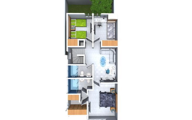 Foto de casa en venta en  , residencial senderos 2da etapa, torreón, coahuila de zaragoza, 981927 No. 03