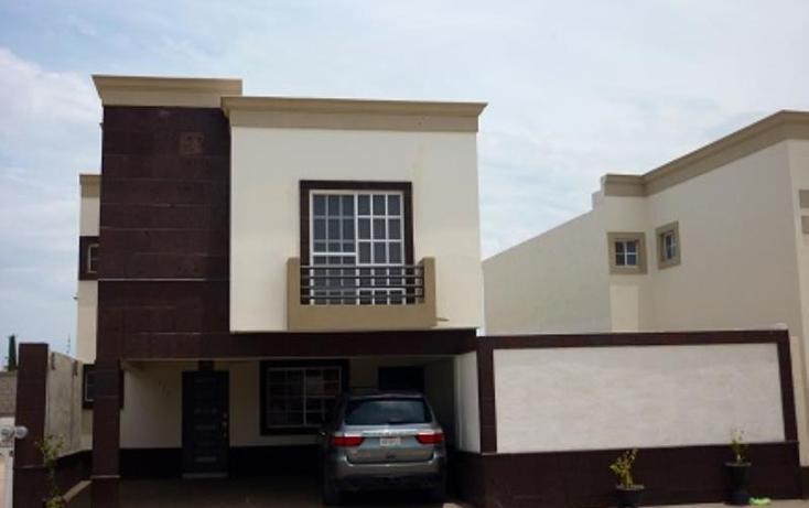 Foto de casa en venta en  , residencial senderos, torreón, coahuila de zaragoza, 1649236 No. 01