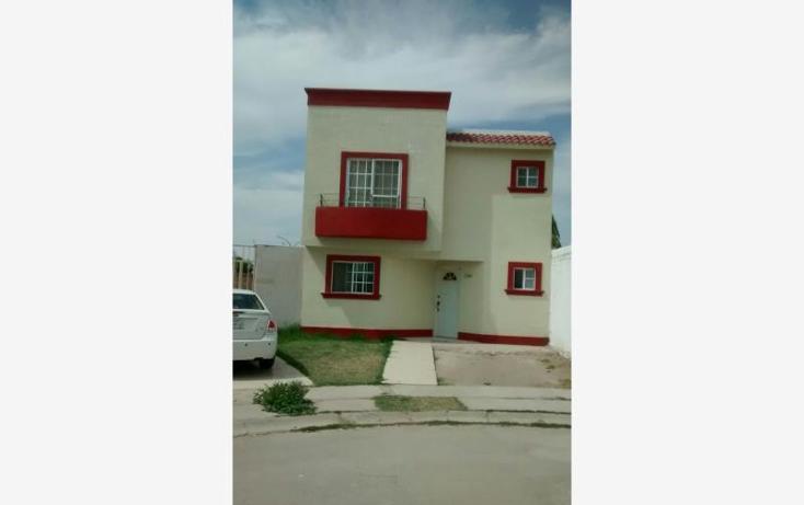 Foto de casa en venta en  , residencial senderos, torreón, coahuila de zaragoza, 1706666 No. 01