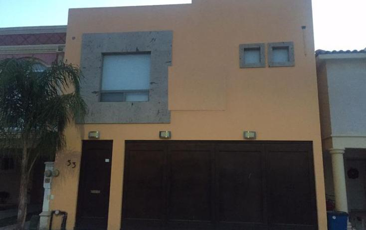 Foto de casa en venta en  , residencial senderos, torreón, coahuila de zaragoza, 2693888 No. 01