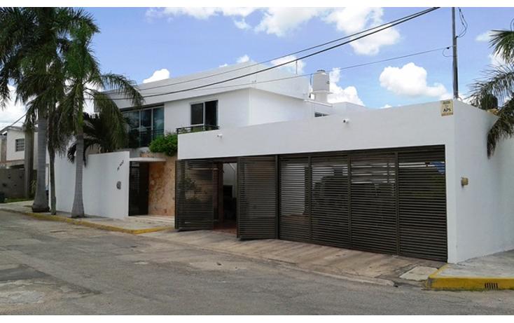 Foto de casa en venta en  , residencial sol campestre, m?rida, yucat?n, 1429999 No. 01