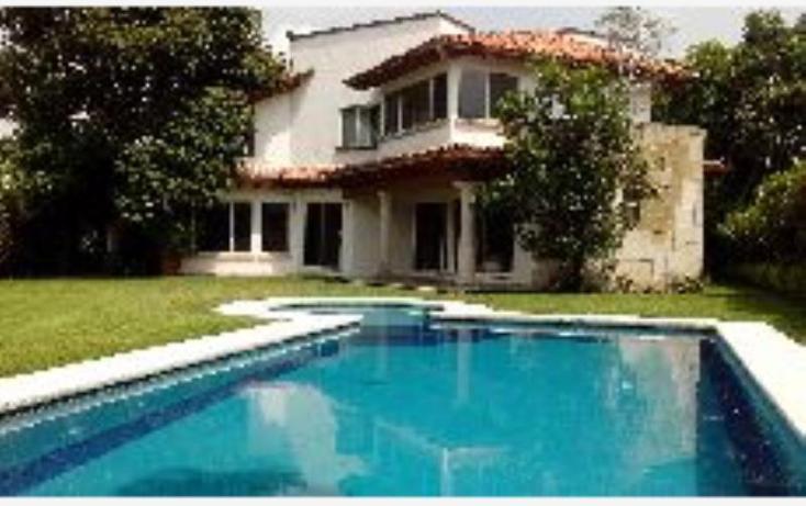 Foto de casa en renta en  ., residencial sumiya, jiutepec, morelos, 1739872 No. 01