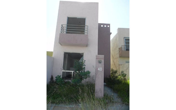 Foto de casa en venta en  , residencial terranova, ju?rez, nuevo le?n, 1693348 No. 01