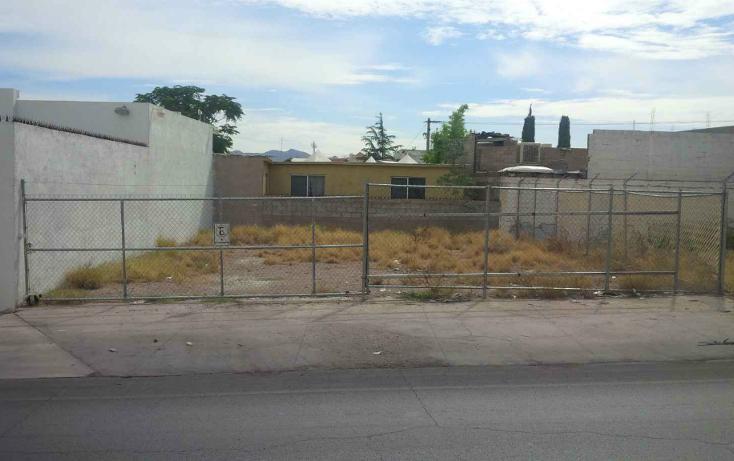 Foto de terreno habitacional en venta en  , residencial universidad, chihuahua, chihuahua, 1333711 No. 01