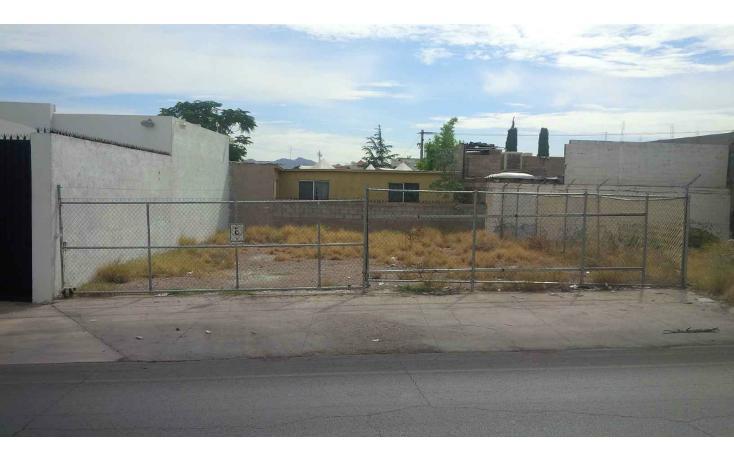 Foto de terreno comercial en venta en  , residencial universidad, chihuahua, chihuahua, 1333711 No. 01
