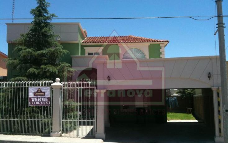 Foto de casa en venta en  , residencial universidad, chihuahua, chihuahua, 528989 No. 01