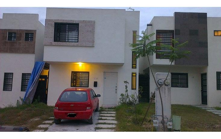 Foto de casa en venta en  , residencial valle azul, apodaca, nuevo león, 1064723 No. 01