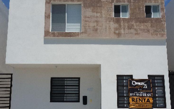 Foto de casa en renta en, residencial valle azul, apodaca, nuevo león, 1432383 no 01