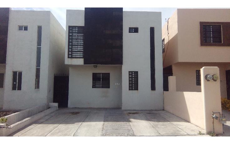 Foto de casa en venta en  , residencial valle azul, apodaca, nuevo león, 1631748 No. 01