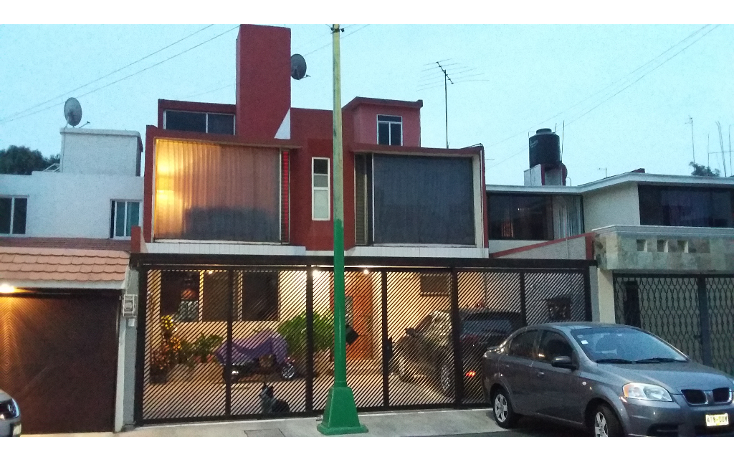 Foto de casa en venta en  , residencial villa coapa, tlalpan, distrito federal, 1608432 No. 01