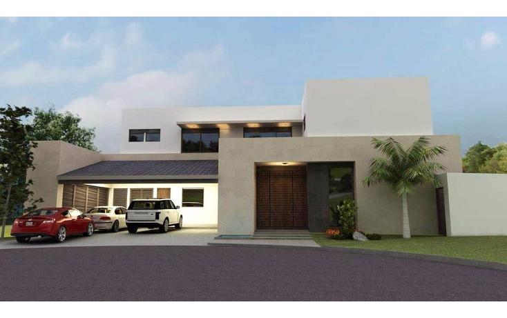 Foto de casa en venta en  , residencial y club de golf la herradura etapa b, monterrey, nuevo león, 1475007 No. 01