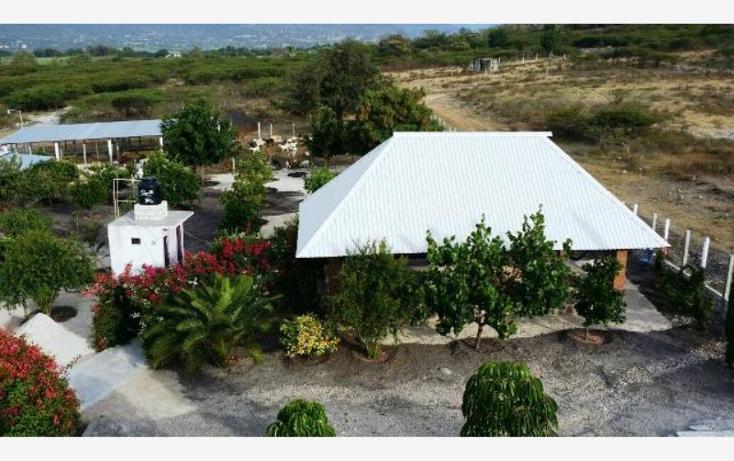 Foto de rancho en venta en  , residencial yautepec, yautepec, morelos, 858729 No. 01