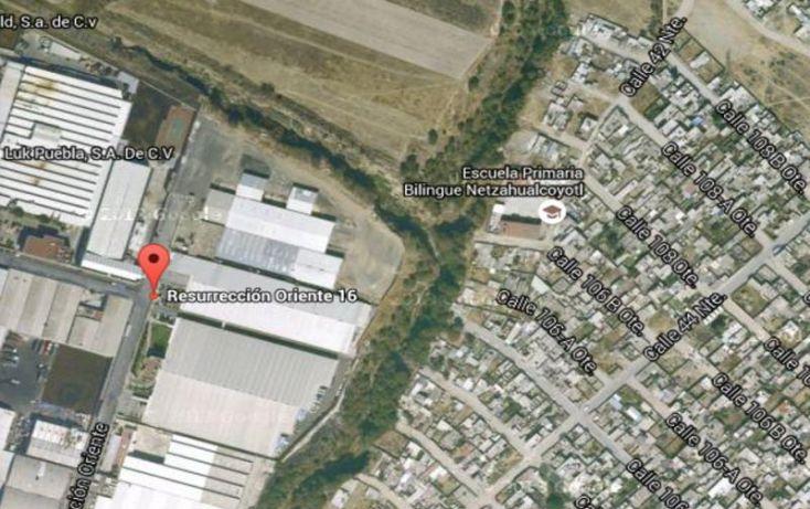 Foto de terreno habitacional en venta en resurrección oriente, 15 de septiembre, puebla, puebla, 1668822 no 02
