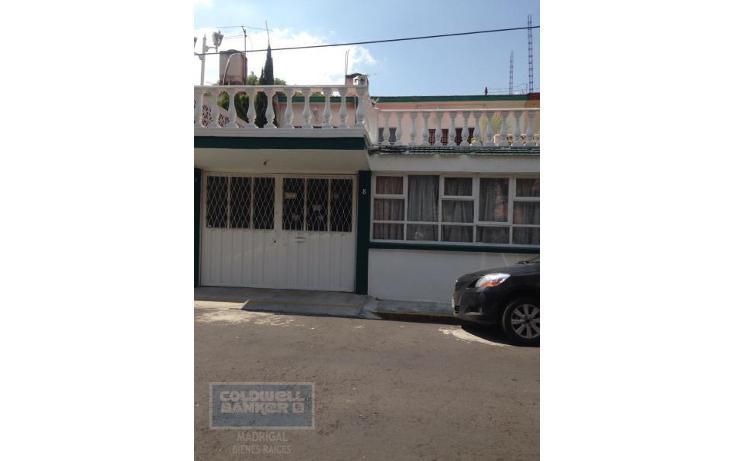 Foto de casa en venta en retorno 203 avenida unidad modelo 8, unidad modelo, iztapalapa, distrito federal, 2506150 No. 01