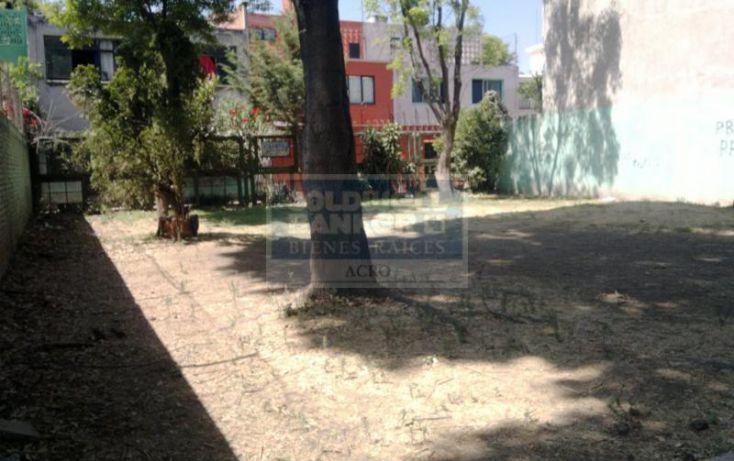 Foto de terreno habitacional en venta en retorno 3, avante, coyoacán, df, 334444 no 02