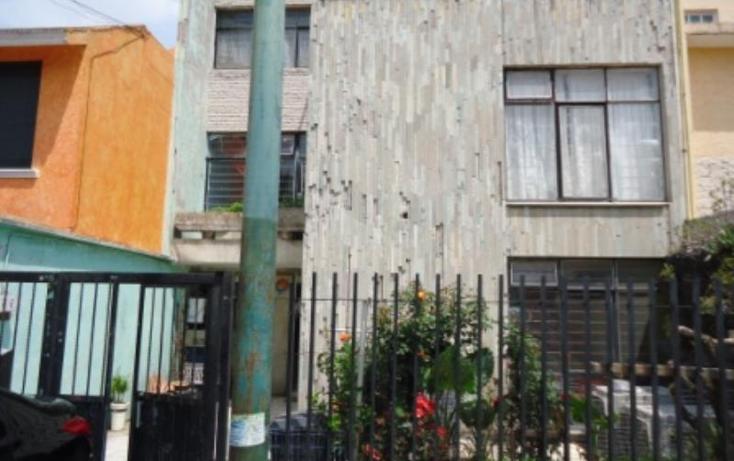 Foto de casa en venta en retorno 36 de cecilio robelo 16, jard?n balbuena, venustiano carranza, distrito federal, 2031012 No. 01