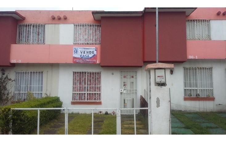 Foto de casa en venta en retorno 7 , los álamos, chalco, méxico, 1658917 No. 01
