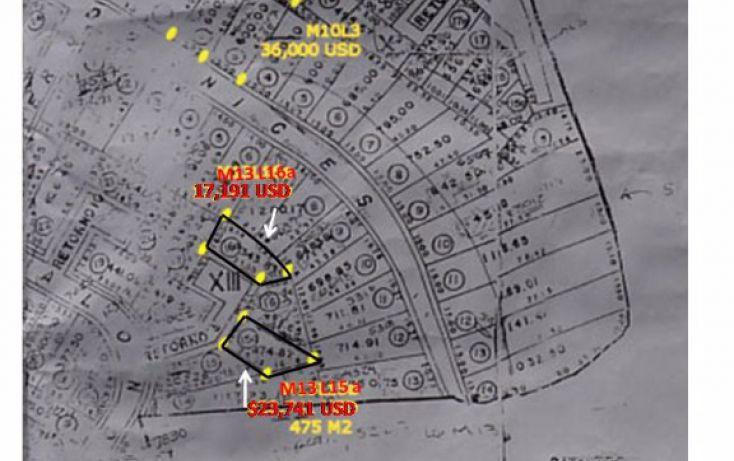 Foto de terreno habitacional en venta en retorno 9 alondra lote 16a mza 13, chapala haciendas, chapala, jalisco, 1695270 no 01
