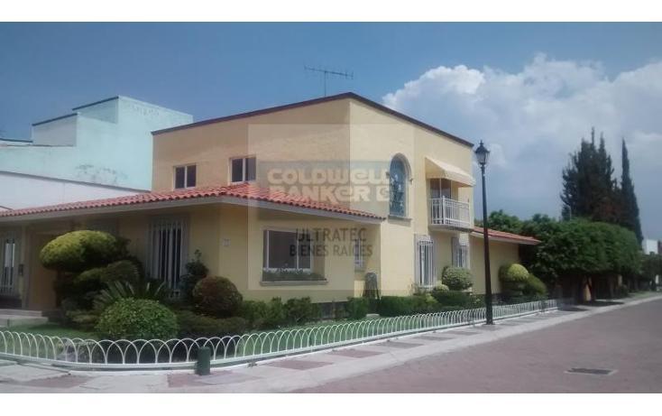 Foto de casa en condominio en renta en  , rinconada jacarandas, querétaro, querétaro, 1014851 No. 01