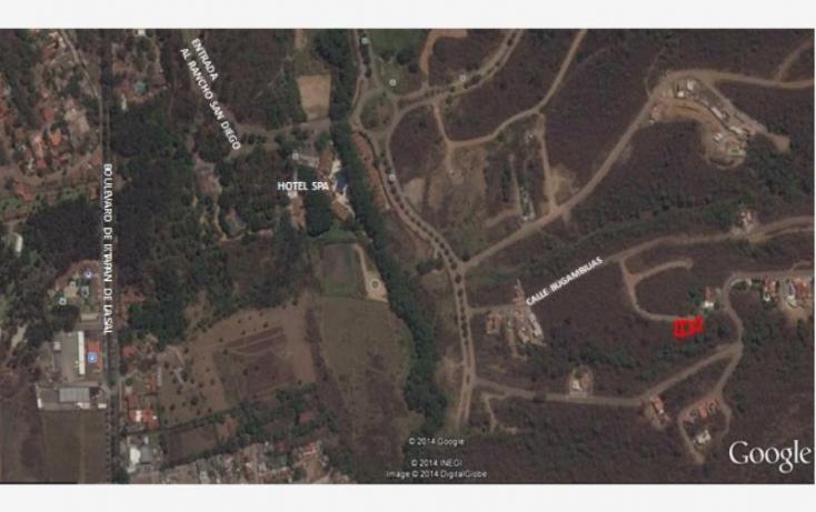 Foto de terreno habitacional en venta en retorno de las bugambilias, san diego, ixtapan de la sal, estado de méxico, 784213 no 02