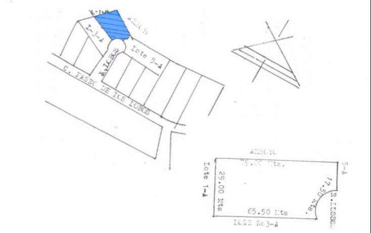 Foto de terreno habitacional en venta en retorno de los lobos 187, lomas de lourdes, saltillo, coahuila de zaragoza, 387580 no 01