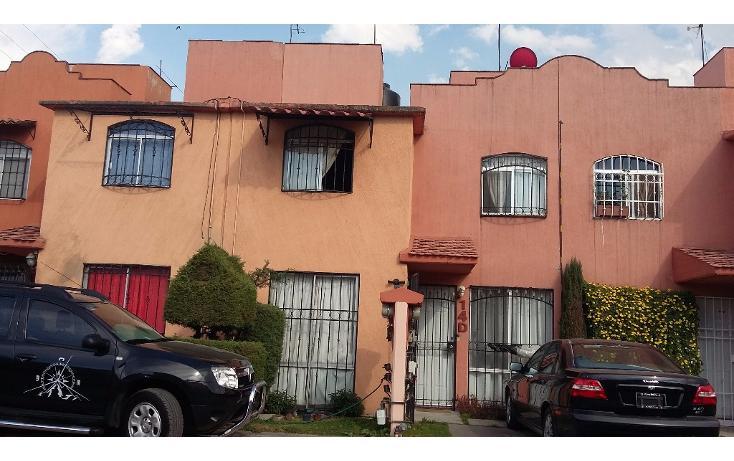 Foto de casa en venta en  , cofradía de san miguel, cuautitlán izcalli, méxico, 1741740 No. 01