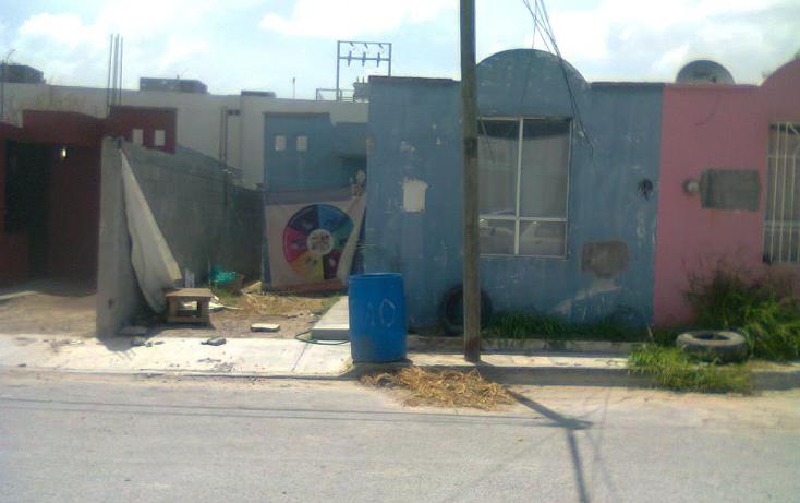 Foto de casa en venta en retorno oslo 110, hacienda las fuentes, reynosa, tamaulipas, 1319113 No. 01