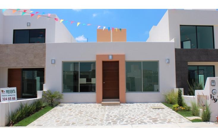Foto de casa en venta en retorno parque de almendros 139, paseo del parque, morelia, michoacán de ocampo, 582989 no 01