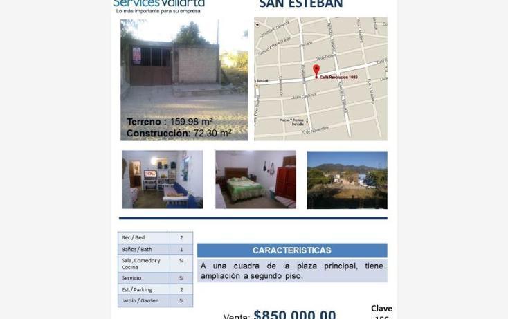 Foto de casa en venta en revolucion 1089, san esteban, puerto vallarta, jalisco, 562650 No. 01
