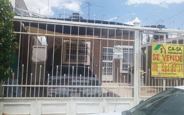 Foto de casa en venta en, revolución, camargo, chihuahua, 2003886 no 01