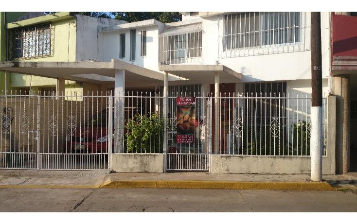 Foto de casa en venta en  , revolución, centro, tabasco, 1599522 No. 01