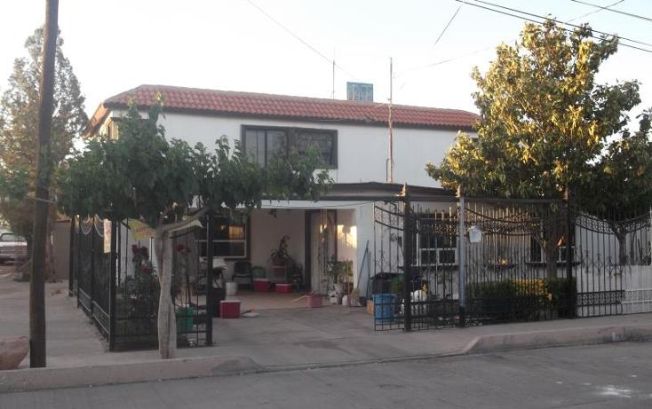 Foto de casa en venta en  , revoluci?n, chihuahua, chihuahua, 1841354 No. 01