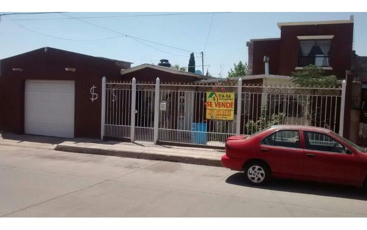 Foto de casa en venta en  , revolución, chihuahua, chihuahua, 2003886 No. 01
