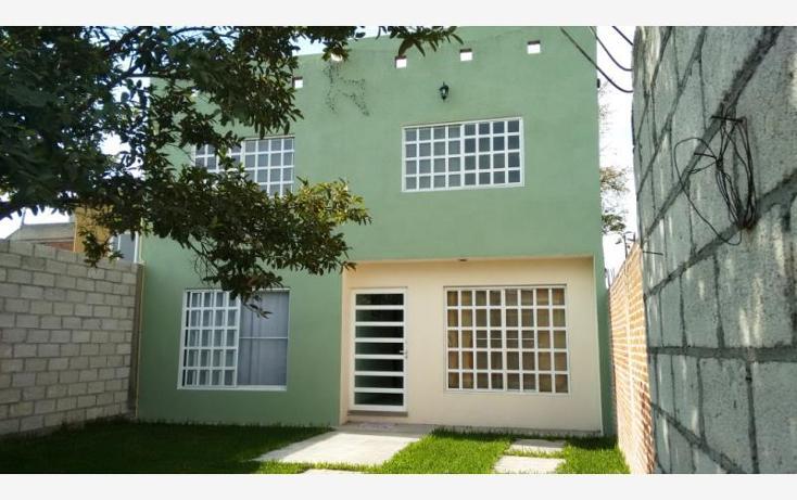 Foto de casa en venta en  , revolución, cuautla, morelos, 1683766 No. 01