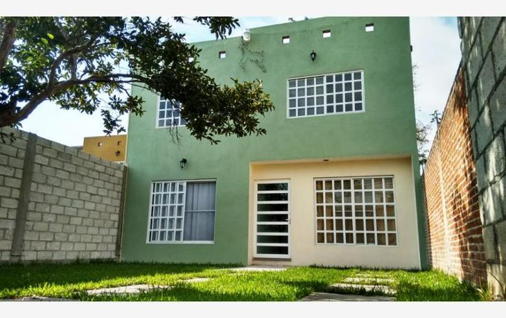 Foto de casa en venta en  , revolución, cuautla, morelos, 2036122 No. 01
