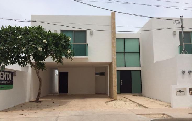 Foto de casa en venta en  , revolución, mérida, yucatán, 1132661 No. 01