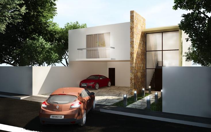 Foto de casa en venta en  , revolución, mérida, yucatán, 1132661 No. 02