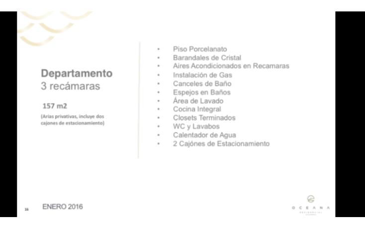 Foto de departamento en venta en  , revolución, mérida, yucatán, 1547962 No. 08