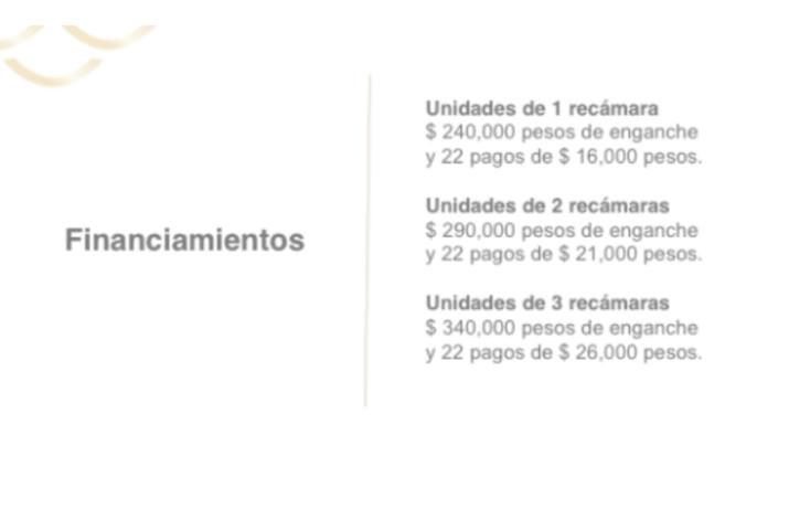 Foto de departamento en venta en  , revolución, mérida, yucatán, 1547962 No. 12