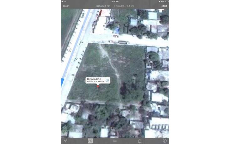 Foto de terreno comercial en venta en  , revolución mexicana, pánuco, veracruz de ignacio de la llave, 1094605 No. 06