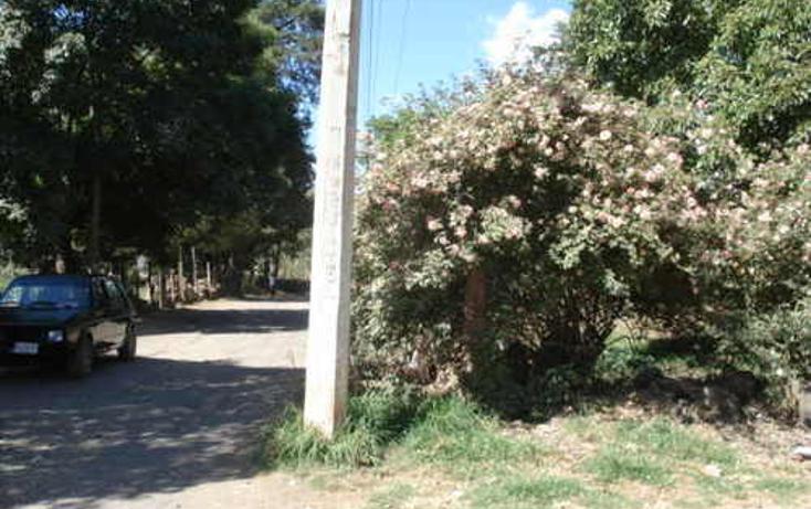 Foto de terreno habitacional en venta en  , revolución mexicana, pátzcuaro, michoacán de ocampo, 1203001 No. 01