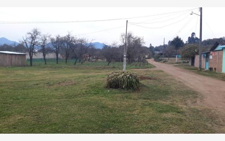 Foto de terreno habitacional en venta en revoluci?n nonumber, cuautilulco, zacatl?n, puebla, 1644068 No. 01