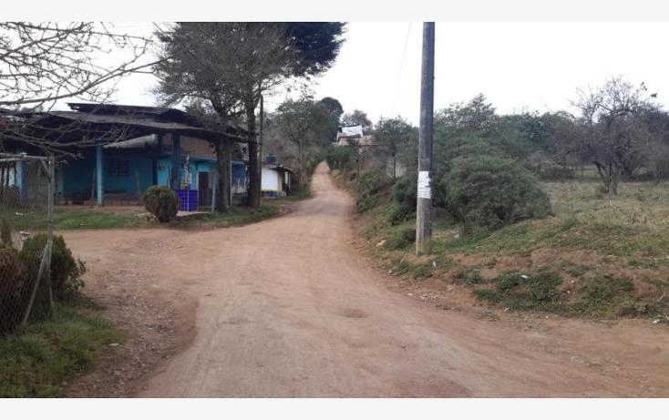 Foto de terreno habitacional en venta en revoluci?n nonumber, cuautilulco, zacatl?n, puebla, 1644068 No. 04