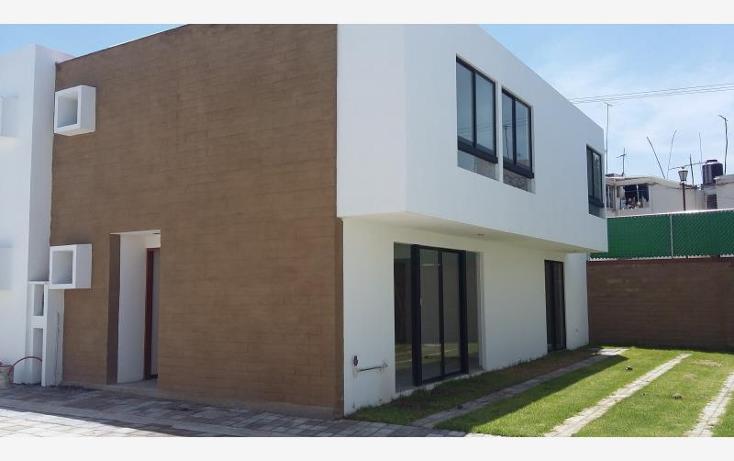 Foto de casa en venta en revolucion nonumber, geovillas el campanario, san pedro cholula, puebla, 2040950 No. 01