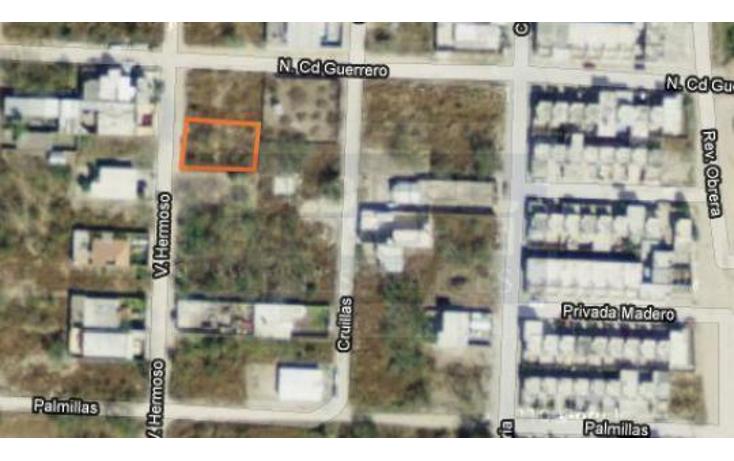 Foto de terreno comercial en venta en  , revoluci?n obrera, reynosa, tamaulipas, 1837036 No. 01